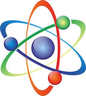 A multi-color atom.